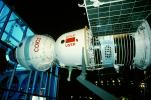 Soyuz Space Capsule, Russian Space Program, Vancouver Worlds Fair, Spacecraft, USEV01P02_13
