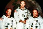 Apollo-11, Neal Armstrong, Buzz Aldrin, Michael Collins, Apollo-11, USLV01P02_12