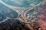 Full Y interchange, Three-way Interchange, Little Rock Arkansas