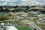 Cloverleaf Interchange, overpass, underpass, freeway, highway, Interstate Highway I-680, I-580, VARV01P03_15