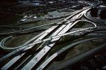 Highway 101, Highway-92 Junction, Freeway, Highway, Interstate, Road, San Mateo, California, Stack Interchange, VARV01P13_11