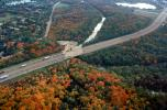 Forest, Highway, Woodlands, Deciduous Trees, Chicago, autumn, VARV02P01_02