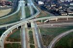 Semi Stack Interchange, Corona Del Mar Freeway 73, Costa Mesa Freeway 55, Costa Mesa, California, VARV02P05_12