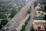 Interstate Highway I-405, cars, traffic, freeway, VARV02P12_06