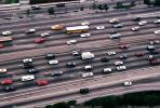 level-C traffic, Interstate Highway I-405, freeway, highway, cars, trucks, buses, VARV02P12_09