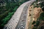 Interstate Highway I-405, cars, traffic, freeway, VARV02P12_13