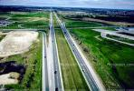 highway, exit, entrance, entry, offramp, off ramp, off-ramp, cars, vehicles, Parclo Interchange