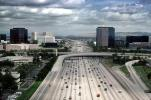 Interstate Highway I-405, Irvine, California, cars, traffic, freeway, VARV03P05_06
