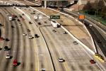 Interstate Highway I-405, Irvine, California, VARV03P10_09