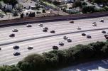 Interstate Highway I-405, Irvine, California, cars, traffic, freeway, VARV03P14_01