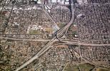 Stack Interchange, Maze, Pacoima, San Fernando Valley, California, freeway, VARV03P14_03