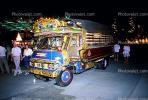 Jitney, colorful, artistic vehicle from the Philippines, VBSV01P11_09.0168
