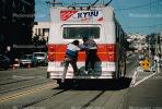 MUNI, Boys Hitching a Ride, VBSV02P02_08.0563