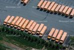 Parked Buses, Kentucky, VBSV02P11_17.0563
