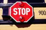 STOP sign, 900