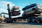 Auto Wreckers, forklift, Kenworth Truck, loading