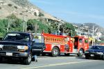 Fire Truck, Pacific Coast Highway-1, PCH, VCAV03P01_18