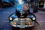 1947 Chevrolet Fleetmaster, Chevy, Front, Chrome Grill, Bumper, Car, vehicle, VCCV02P07_18.0563