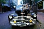 1947 Chevrolet Fleetmaster, Chevy, Front, Chrome Grill, Bumper, Car, vehicle, VCCV02P07_19