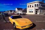 Chevrolet, Corvette, Stingray, Chevy, automobile, Mendocino California