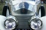 Rolls Royce headlights, headlamps, chrome radiator grill, VCCV02P13_07