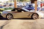 Chevrolet, Corvette Stingray, Golden Chevy, automobile, VCCV04P13_07