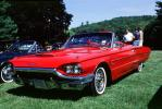 Ford Thunderbird, automobile, 1960's, VCCV06P07_01