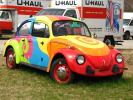 Volkswagen, VW Beetle, colorful