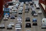 Level-D Traffic, traffic jam, congestion, Car, Automobile, Coupe, 2010's