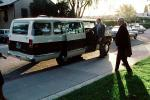 VanPool, Dodge van, Pleasanton
