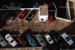 Parking Lot, parked cars, stalls, automobile, sedan, Vehicle, VCRV02P03_09.0564