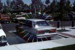 Parking Lot, Toyota Camry 1985, 1980s, VCRV04P06_08