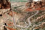 Colorado National Monument, Highway, Roadway, Road