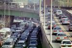 congestion, Vehicle, Car, Automobile, Sedan, traffic jam, Level-F traffic, Seoul, VCRV08P05_16