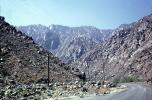 Road, Roadway, Highway, Palm Springs, California