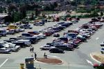 parking lot, car, sedan, automobile, vehicles, VCRV12P01_15