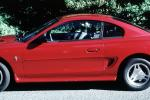 car, mini, automobile, vehicle, minicar, microcar, Ford Mustang