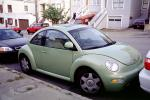 VW-Bug, Volkswagen-Bug, Road, Roadway, Highway, Volkswagen-Beetle