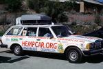 Hempcar, Mercedes Benz, automobile, VCRV17P05_05