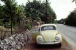 VW-Bug, Volkswagen-Bug, Road, Highway, Volkswagen-Beetle, May 1970, 1970s