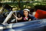 1953 Buick Special, Woman, Car, Corsage, hat, 1950s, VCRV22P14_03