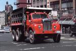 Mack, dump truck, New York City, diesel, VCTV01P12_13