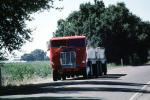 Panella, International, Tomato Truck, Sacramento River Delta, farm products bulk carrier, VCTV01P13_16