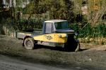 Goodyear, Tri-wheeler, Three-wheeler, Utility Truck, microcar, minicar, 1950s