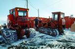 Caterpillar 955 Tractor, Traxcavator, snow, ice, winter, cold, VCTV02P04_13