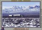 gas tank truck, Interstate Highway I-80 east of Reno, gas truck, Tanker Truck, Fuel Tanker, gasoline, gas