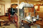 Chuckwagon, Chuck Wagon, Chow Wagon, food, Kitchen Utensils, Grinder, Rolling Pin, wheels, Cody, Wyoming