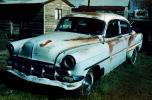 Rust, Rusting Car, Chevrolet, Chevy, Seligman