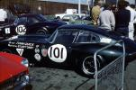 Jaguar XKE 101, John Quick, Stuart Daey, Brands Hatch, England, September 28, 1969, 1960s, VFRV01P01_03