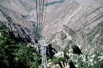 Steel Truss Pylon, tower, Palm Springs Aerial Tramway, VGTV01P02_02